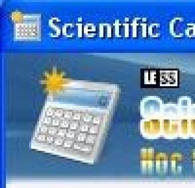 Scientific Calculator Advance